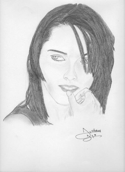 Kristen Stewart by hichemhe